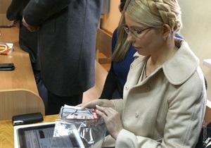 Власенко: Тимошенко замерзает в камере СИЗО