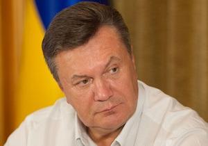 Пресса: Cудьба языкового закона - в руках Януковича