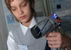 Фотогалерея: Занимательная механика. В Киеве представили изобретения года от украинских школьников