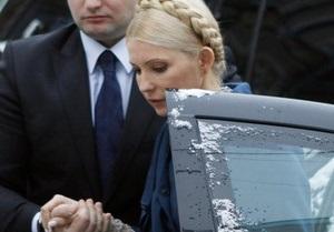 Генпрокуратура снова вызвала Тимошенко на допрос