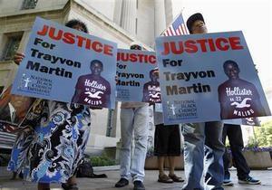 Жажда казни: оглашение приговора убийце чернокожего подростка собрало рекордную ТВ-аудиторию - трэйвон мартин -