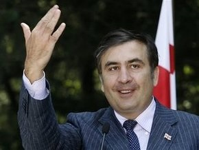 Саакашвили доволен речью Обамы о Грузии