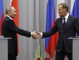 Путин предложил польскому премьеру посетить мемориальные мероприятия в Катыни