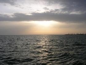 В Азовском море спасли троих рыбаков