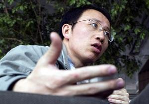 Китайский правозащитник Ху Цзя вышел из тюрьмы