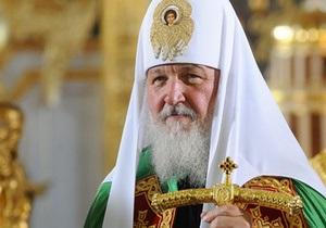 УПЦ МП отрицает политический характер визита патриарха Кирилла в Украину
