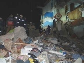 Шандра заявил, что газ не был причиной взрыва в Евпатории