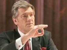 Ющенко: Вступление в НАТО через 2 года поддержат 70% украинцев