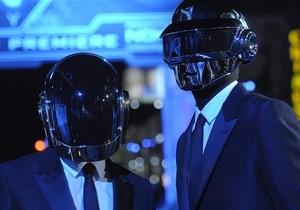 В Киеве впервые выступят знаменитые электронщики Daft Punk