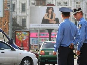 МВД: В Киеве стало меньше ДТП