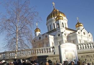 В России суд на год ограничил свободу осквернителю икон в храме Христа Спасителя