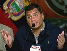 Эквадор разорвал дипломатические отношения с Колумбией