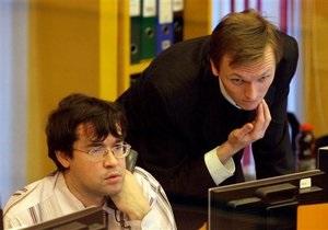 Украинский фондовый рынок восстанавливается после отвесного падения на открытии