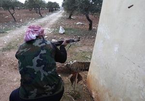 Конфликт в Сирии - повстанцы выступили против Хизбаллы