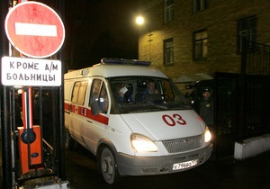 В Москве на МКАДе столкнулись пять машин: двое погибших