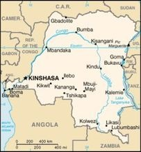 Власти Конго арестовали панамский сухогруз с украинцами на борту