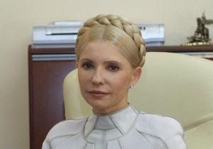 Тимошенко: Режим Януковича развернул настоящую войну против языка Шевченко