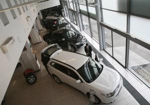 У украинцев нет денег: Продажи новых автомобилей упали - Ъ