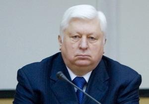 Пшонка о повторных анализах Ющенко: Не вижу в этом ничего архичрезвычайного