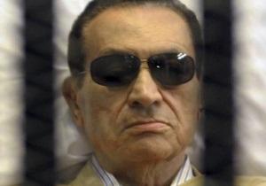 СМИ: Врачи не обнаружили у Мубарака следов инсульта