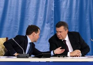 Янукович дал понять, что Украина и Россия договорились по газу