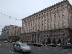 БЮТ: Киевсовет намерен передать в аренду часть заповедника в центре столицы