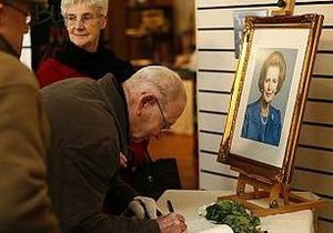Тэтчер похоронят 17 апреля