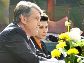 Ющенко примет участие в телефонной линии Комсомольской правды