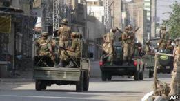 Талибан ведет мирные переговоры с Исламабадом