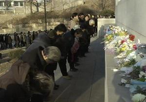 Граждане КНДР оплакивают Ким Чен Ира - официальное агентство