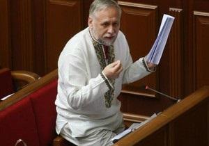 В ПР обещают защитить Кармазина от оппозиции, которая  хихикает и крутит дули