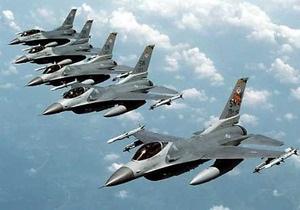 США поставит Египту 24 истребителя F-16