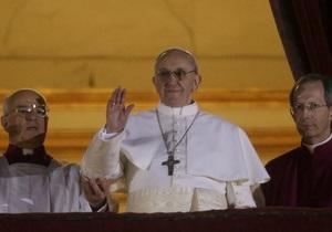 Новый Папа - Ватикан: Папа Римский Франциск встретится с Бенедиктом XVI