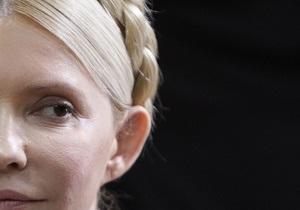 В камеру Тимошенко передали записки от иностранных президентов, премьеров и глав МИДов