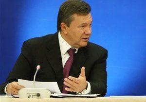 Янукович не исключает кадровых решений в отношении Азарова и  Тигипко
