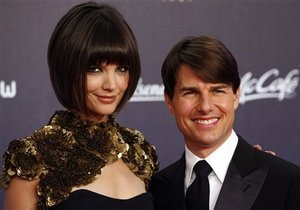 Том Круз и Кэти Холмс договорились о разводе и опеке над дочерью