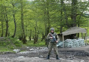 ФСБ считает, что боевики намерены использовать Грузию для проникновения на Северный Кавказ