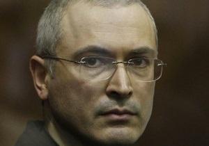 Ходорковский намерен ходатайствовать об условно-досрочном освобождении