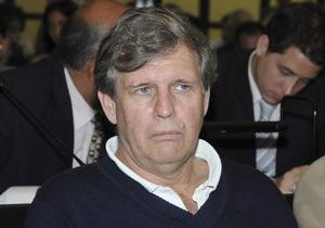 Аргентинский военный по прозвищу Белокурый ангел смерти получил пожизненный срок