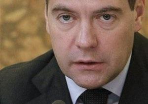 Медведев не ответил, кого бы хотел видеть в роли премьер-министра, в случае его избрания на второй срок