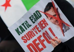 Кофи Аннан: Вопрос об отставке Асада должны решить только сами сирийцы