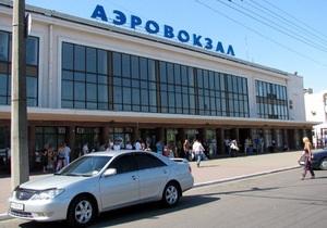 Телефонный шутник заплатит 100 тыс. гривен за  минирование  Одесского аэропорта