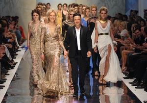 Фотогалерея: Мода Мурада. Известный ливанский дизайнер показал украинцам свою новую коллекцию