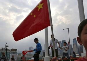 Вторая по величине экономика мира стремительно теряет обороты