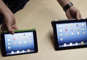 iPad - планшеты Apple - iPad упускает долю рынка