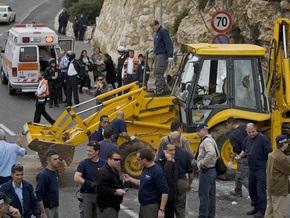 Полиция Иерусалима узнала, кто протаранил машину и автобус
