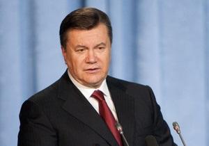 Янукович обязал автолюбителей уплачивать сбор на обязательное пенсионное страхование