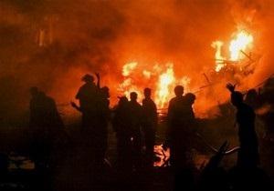 СМИ: При крушении Ил-76 в Карачи погибли до 20 человек, в том числе семеро украинцев