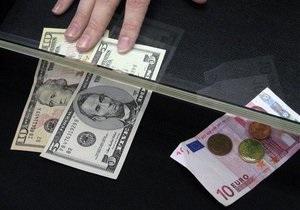 Евро и доллар вновь выросли на межбанке