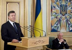 Опрос: Власть раздражает каждого третьего украинца